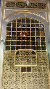 * Maqam viewed from outside