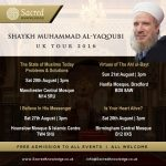 Event | Sh. Muhammad Al-Yaqoubi: UK Tour 2016